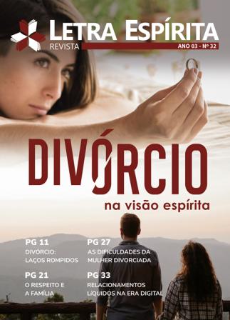REVISTA LETRA ESPÍRITA - Ed 32