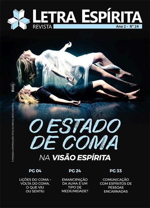 REVISTA LETRA ESPÍRITA - Ed 24
