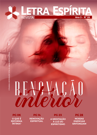 REVISTA LETRA ESPÍRITA - Ed 28