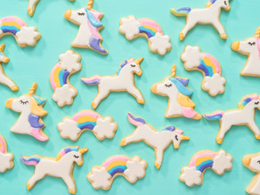 Sugar Cookies with Icing Decor