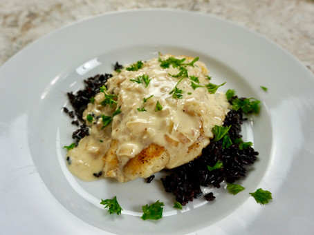 Red Snapper Beurre Blanc