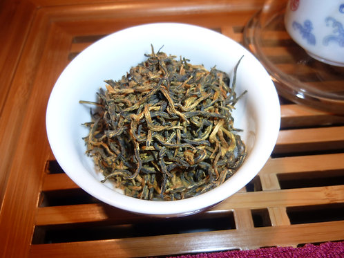 Jin Jun Mei Golden Eyebrow Black Tea
