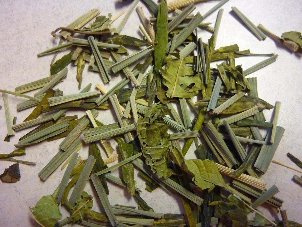 Lemongrass-Verbena-Green Tea
