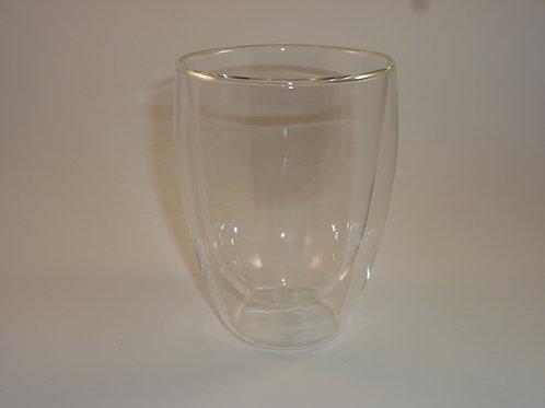 Double Wall Glass Cup 11.8fl oz/350ml
