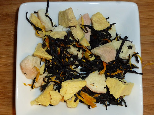 Black Tea Peach Mix