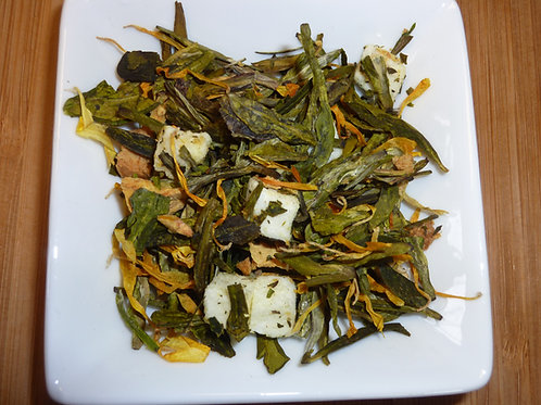 Green Tea Peach Mix