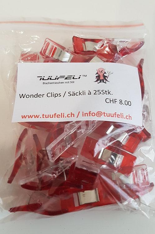 Wonderclips rot