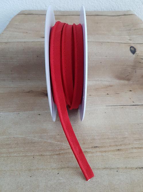 Paspeln rot / Meterware