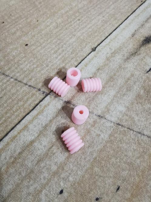 Maskengummi Stopper, rosa (10Stk.)