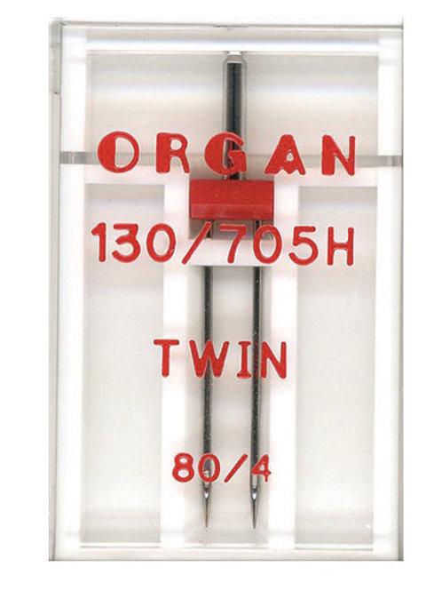 ORGAN ZWILLINGSNADEL STÄRKE 80/4,0 MM
