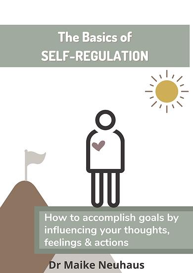 eBook 'The Basics of Self-Regulation'