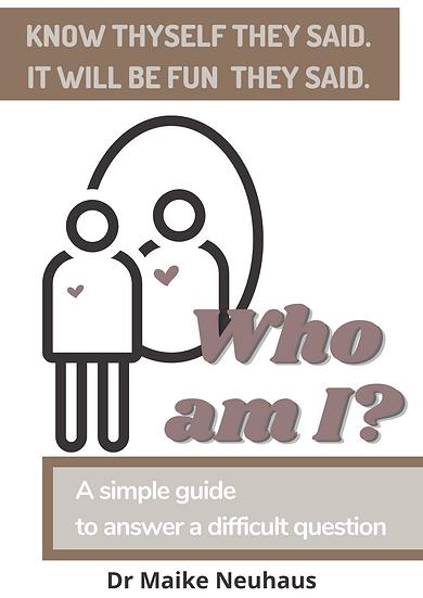 eBook 'Who am I?'