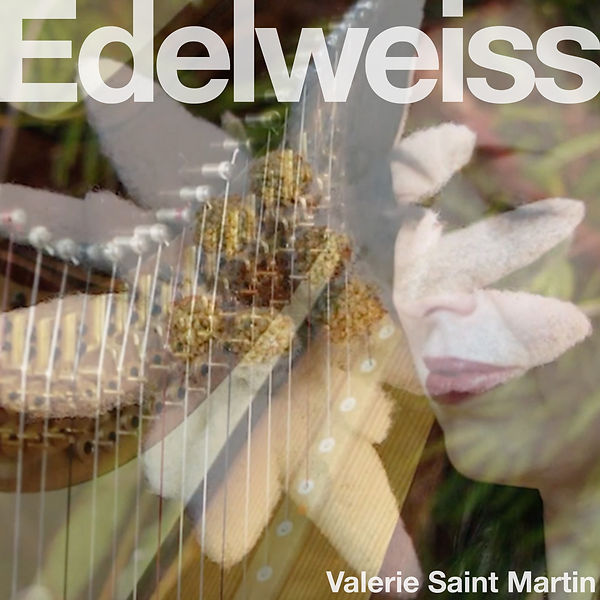 Edelweiss Single - The Sound of Music  - Valerie Saint Martin - Harpist