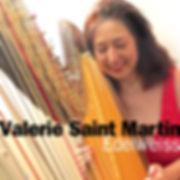 Valerie Saint Martin | Santa Barbara Harpist | Edelweiss (The Sound of  Single
