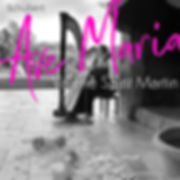 Valerie Saint Martin | Harpist & Opera Singer | Santa Barbara | Schubert Ave Maria Single
