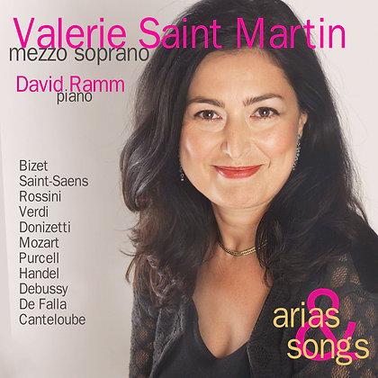 Arias & Songs Album