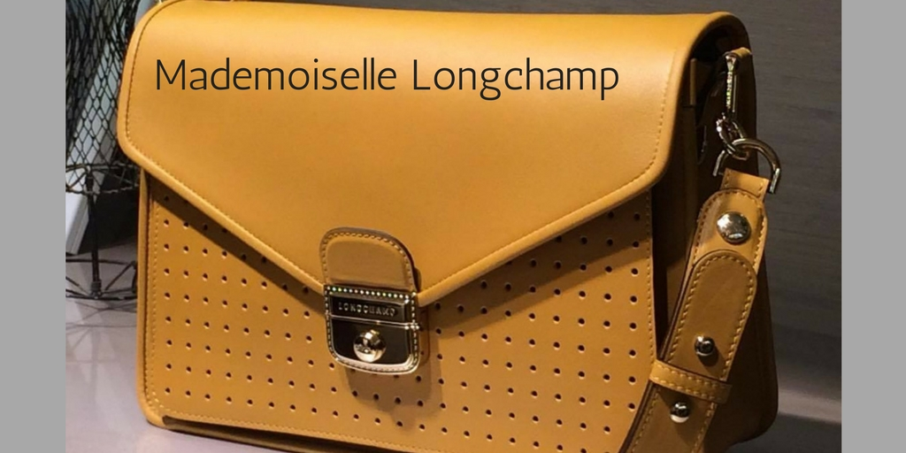 Mademoiselle Fashion Longchamp It Che La Moda Sia Benedetta Bag ppZHxrg