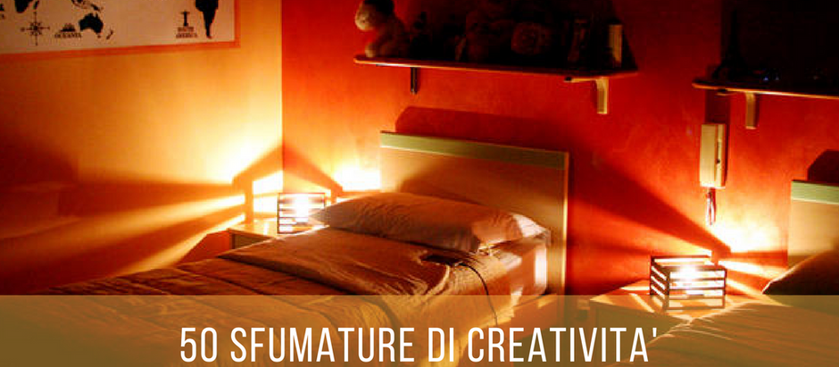 50 SFUMATURE DI CREATIVITA'
