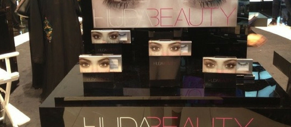 HUDA BEAUTY ARRIVA IN ITALIA