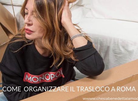 TRASLOCHI ANGELO MICHELE COTRONEO ROMA