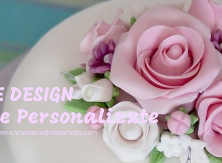 CAKE DESIGN TORTE PERSONALIZZATE