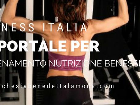 FITNESS ITALIA IL PORTALE PER ALLENAMENTO NUTRIZIONE E BENESSERE