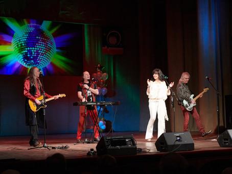 Концерт, посвященный  Международному дню слепых