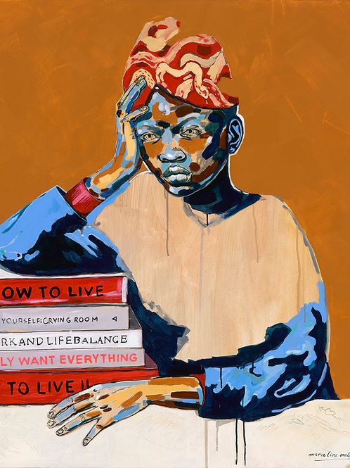 HOW TO LIVE PAINTING