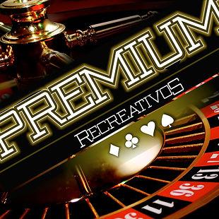 diseño de logotipo, flyers, cartelería, rotulación para cadena de salones recreativos