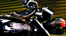 Diseño de la imagen para taller de motos