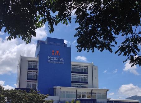 Quantum celebra los 5 años del Hospital Metropolitano