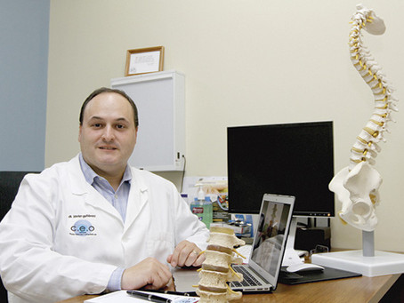 Nueva cirugía de columna reduce tiempo y complicaciones