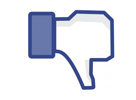 """Facebook añadirá el botón de """"no me gusta"""""""
