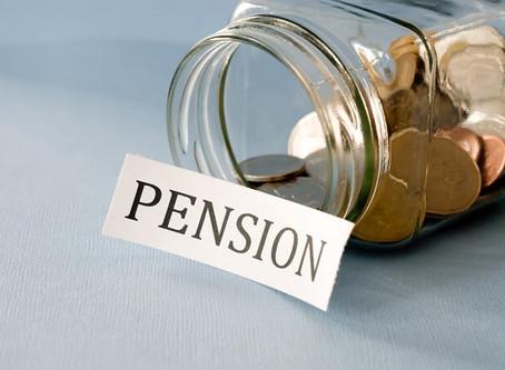Su pensión corre grave peligro