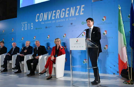 RETE IMPRESE ITALIA – La visione delle piccole e medie imprese italiane per guardare al futuro