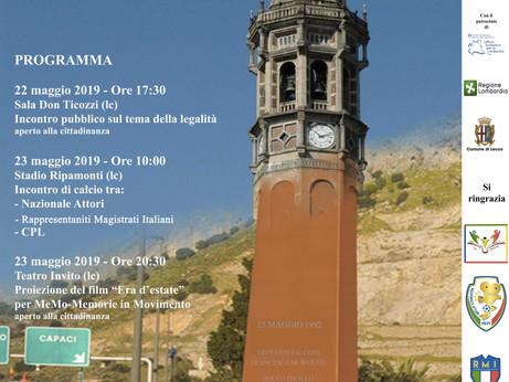 LECCO - Palermo chiama Italia...Lecco risponde