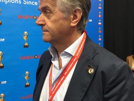 GIUSEPPE LACORTE ELETTO PRESIDENTE REGIONALE ACCONCIATORI - Lacorte è Presidente della categoria Ser