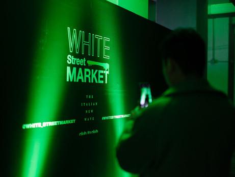 MODA – Inaugurata oggi la nuova edizione di WSM-White Street Market