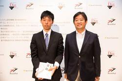 坂口雅哉-SFC研究所第三回データビジネス創造コンテスト 審査員特別賞