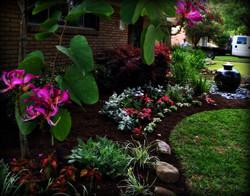 Houston Residential Flower Beds