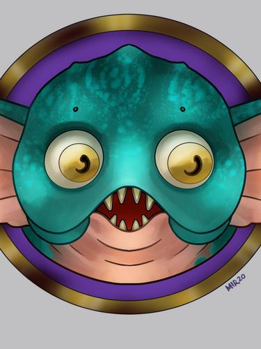 Gil, the Fishman