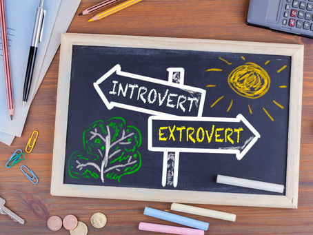 Extravert of Introvert