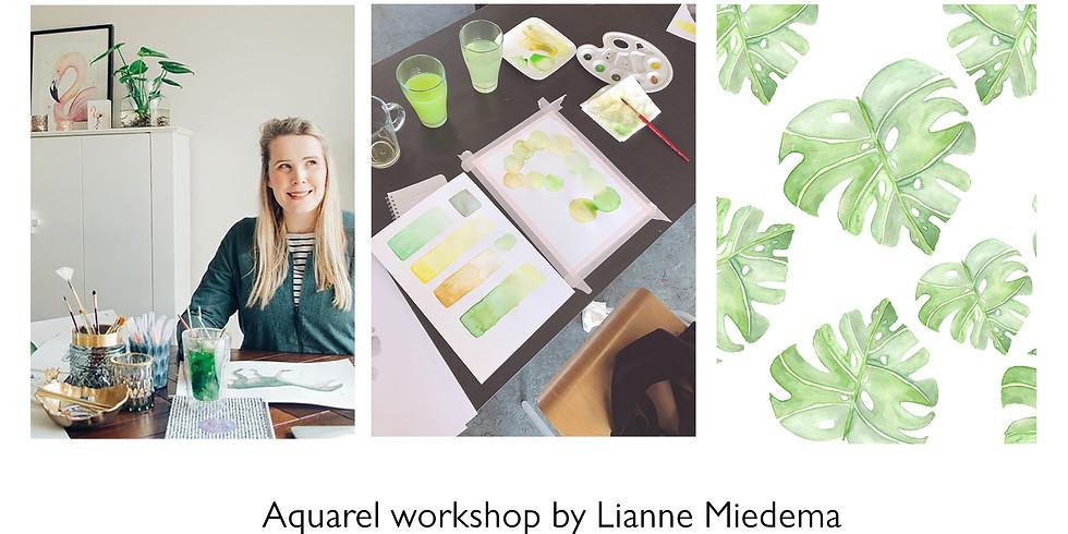 Aquarel workshop