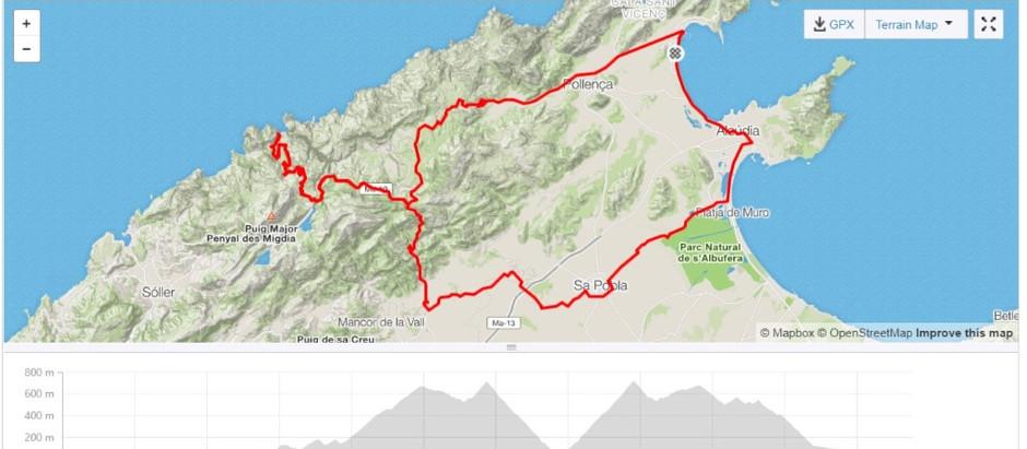 NMV:Tour de Mallorca Day 1