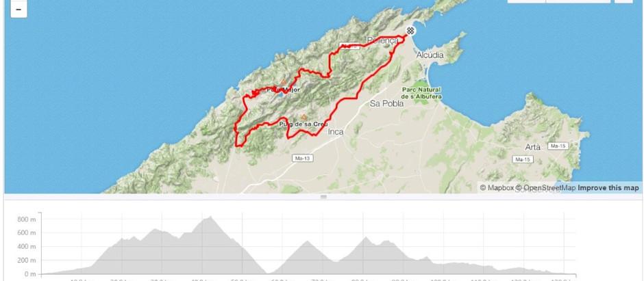 NMV:Tour de Mallorca Day 2