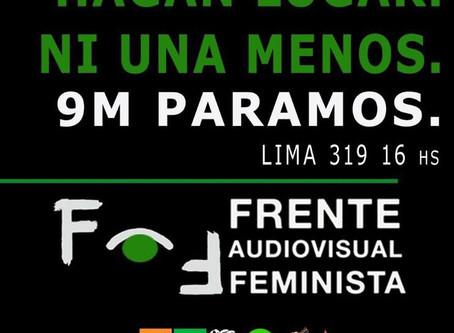 Comunicado FAF: Un nuevo Día Internacional de la Mujer Trabajadora nos encuentra en las calles