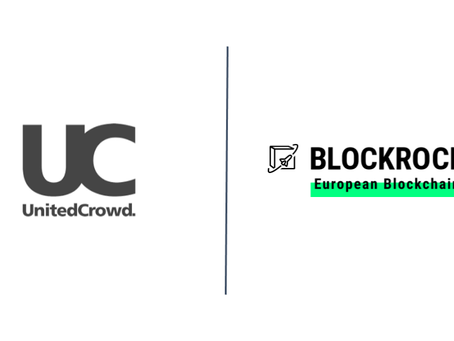 UnitedCrowd accelerates blockchain as BLOCKROCKET member