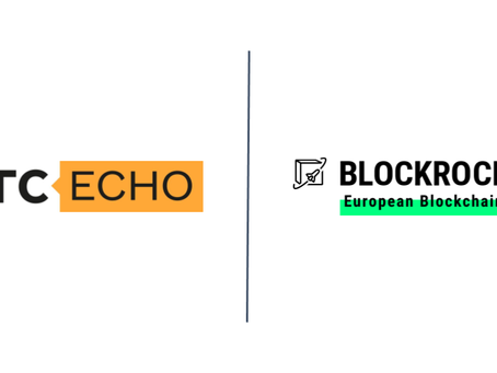 BTC-ECHO accelerates blockchain as BLOCKROCKET member