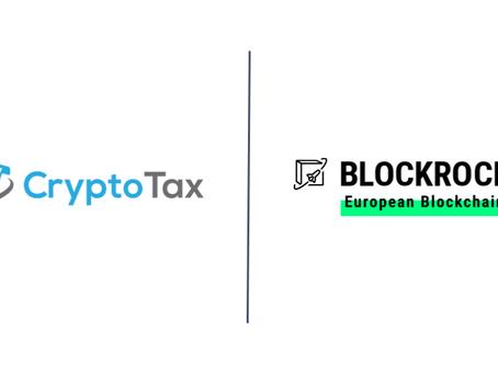 CryptoTax accelerates blockchain as BLOCKROCKET member