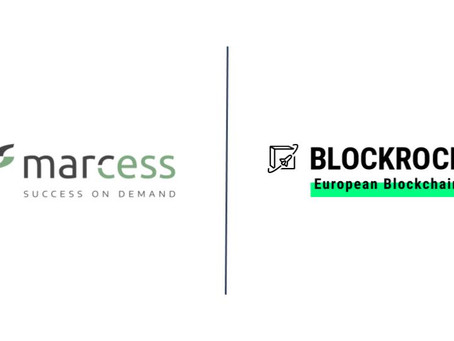 Marcess accelerates blockchain as BLOCKROCKET member
